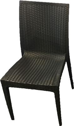 Chaise bohème