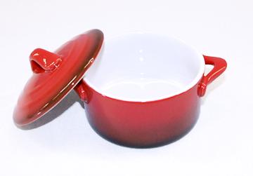 Cocotte rouge