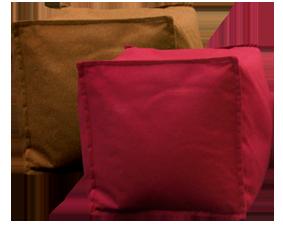 Pouf (divers coloris)
