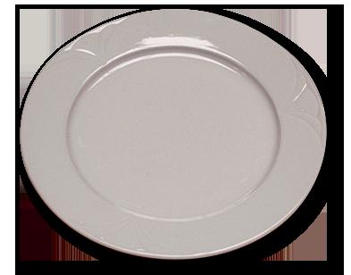Assiette plate prestige