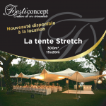 TENTE STRETCH NOMADE